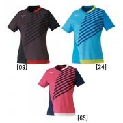 [미즈노] 82JA0202 (여성전용) -탁구티셔츠 기능성 티셔츠 탁구유니폼
