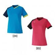 [미즈노] 82JA0203 (여성전용) - 탁구티셔츠, 탁구유니폼, 기능성티셔츠