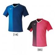 [미즈노] 82JA0011 2020년일본 국가대표 유니폼(남녀공용)-탁구유니폼, 탁구티셔츠