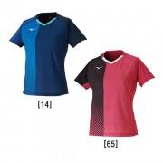 [미즈노]82JA0211 2020년 일본 여자국가대표 유니폼 (여성전용)-탁구유니폼,탁구티셔츠,기능성티셔츠