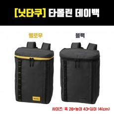 [닛타쿠] 타폴린 데이백 - 탁구가방, 스포츠백팩