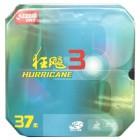 [DHS] 네오 허리케인3 (37도) - 중국 탁구러버 Neo Hurricane3 (37도)
